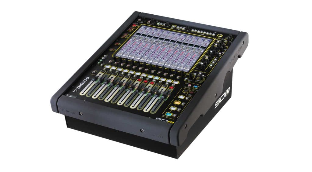 Spécifications Digico SD11