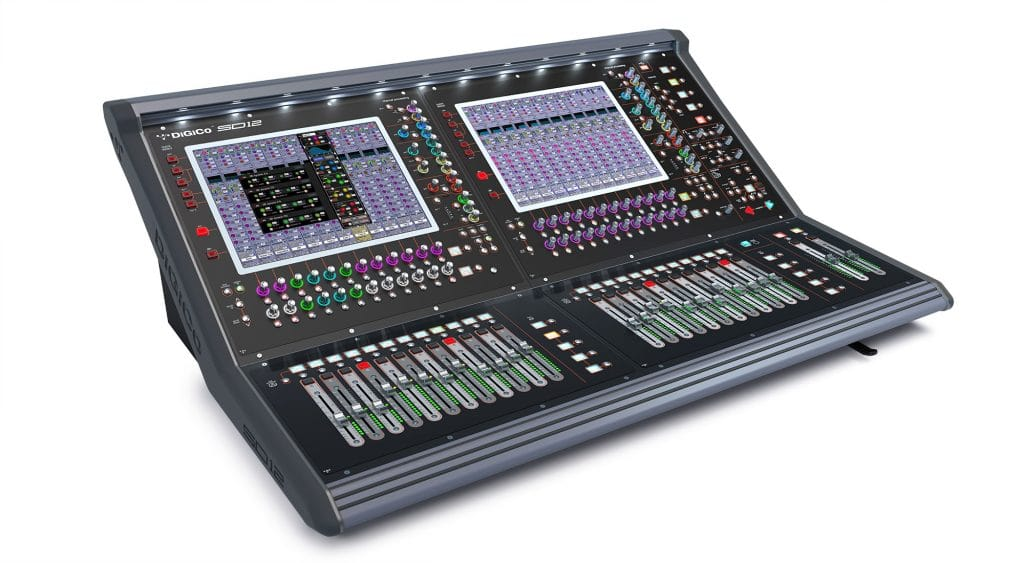 Spécifications Digico SD12