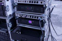 Dje-rack pour l'audio