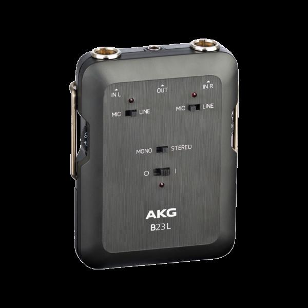 AKG B23L (alim phantom & mixer)