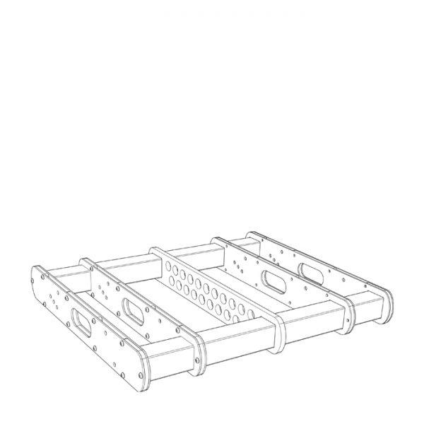 Adaptator Frame pour serie VOA