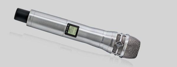 Shure UR2 KSM8 (émetteur main)