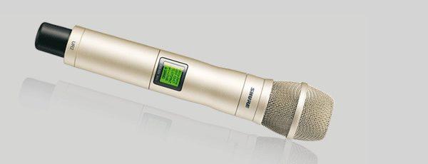 Shure UR2 KSM9 (émetteur main)