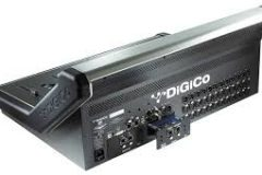 Cartes optionnelles & interfaces Digico