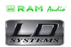 Ram audio et LD System
